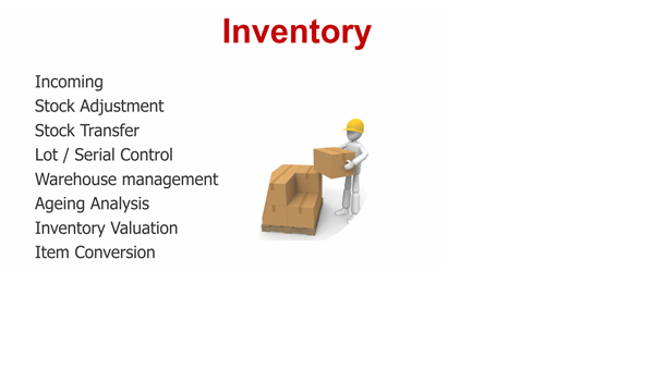 ERP Inventory