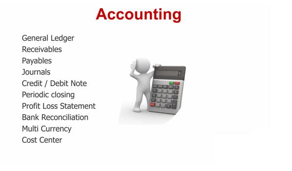 ERP Account